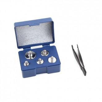 Měřící přístroje - Kalibrační závaží 50g, 20g, 10g, 5g