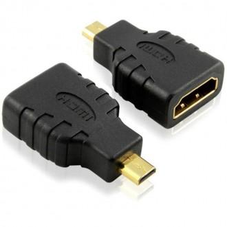 Nabíječky, adaptéry a redukce - Redukce HDMI na micro HDMI