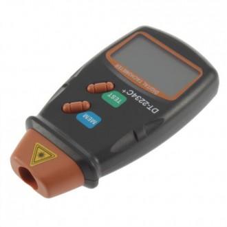 Měřící přístroje - Digitální laserový měřič otáček