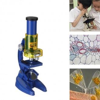 Mikroskopy a lupy - Vzdělávací mikroskop pro děti 100 - 450x