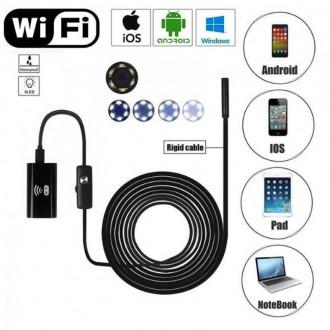 Příslušenství pro počítače - WiFi Magic box pro USB endoskopy, mikroskopy a web kamery