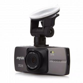 Záznamové kamery do auta - Záznamová kamera do auta Anytek A88 Full HD