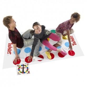 RC modely a hračky - Velká SUPER OBLÍBENÁ HRA TWISTER - nejen pro děti