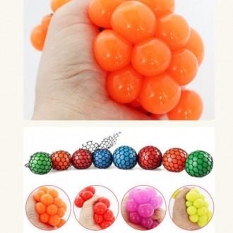 RC modely a hračky - Antistresový míček se síťkou