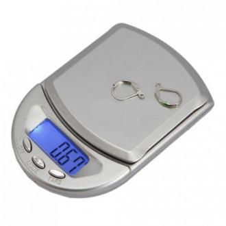 Měřící přístroje - Setinková digitální váha Diamond s rozlišením 0,01g