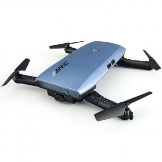 RC modely a hračky - JJRC H47 ELFIE+ skládací selfie Dron s režimem automatického udržování výšky