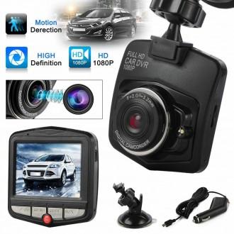 Záznamové kamery do auta - Záznamová kamera do auta Full HD DVR GT300