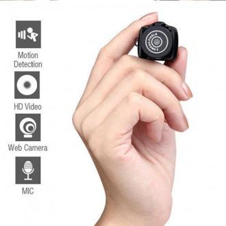 Zabezpečovací systémy - Špionážní mini video kamera