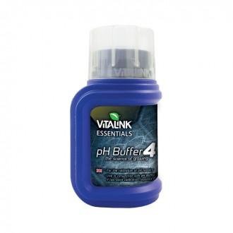 Měřící přístroje - Kalibrovací roztok Essentials VitaLink pH 4 250ml