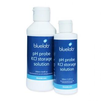 Měřící přístroje - Uchovávací roztok Bluelab pH Probe KCL, 100ml