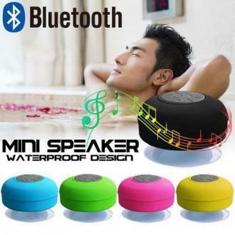 Příslušenství pro mobily - Vodě-odolný Bluetooth reproduktor s mikrofonem