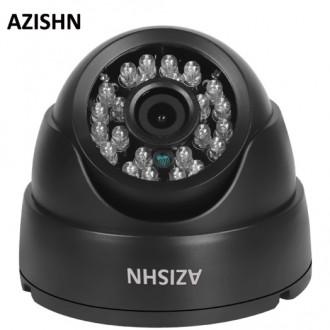 Zabezpečovací systémy - Barevná kamera AZISHN 1/3 CMOS 1000 TVL