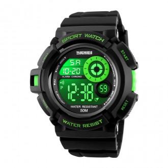 Hodinky - Pánské nárazuvzdorné sportovní hodinky Skmei