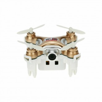 RC modely a hračky - Mini FPV dron CX-10WD-TX s WIFI HD kamerou a ovladačem