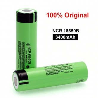 Zabezpečovací systémy - Nabíjecí baterie Li-Ion NCR18650B 3350mAh