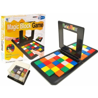 RC modely a hračky - Hra Magic Block Game Rubikův závod