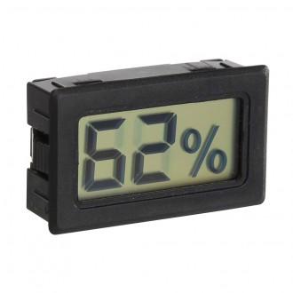 Měřící přístroje - Malý digitální vlhkoměr s LCD displejem