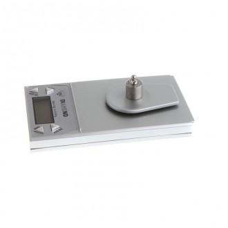 Měřící přístroje - Laboratorní digitální váha s přesností 0,001g a váživostí do 50g
