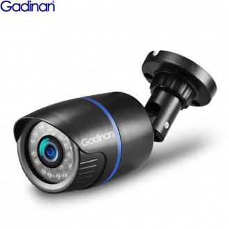 Zabezpečovací systémy - Venkovní AHD kamera 720P s IR noční vidění 3.6mm
