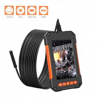 Ostatní zboží - Endoskopická kamera P40 s LCD displejem 10M