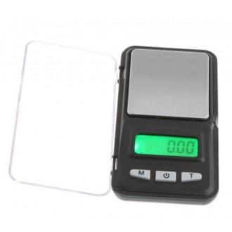 Měřící přístroje - Setinková digitální váha 200g, přesnost 0,01g