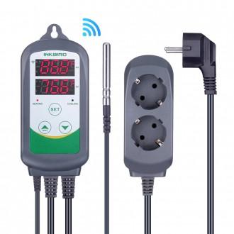 Měřící přístroje - Digitální termostat regulátor teploty Inkbird ITC-308 WIFI