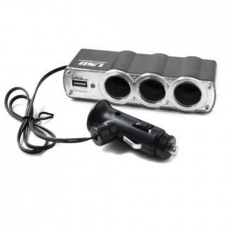 Nabíječky, adaptéry a redukce - CL, USB autonabíječka