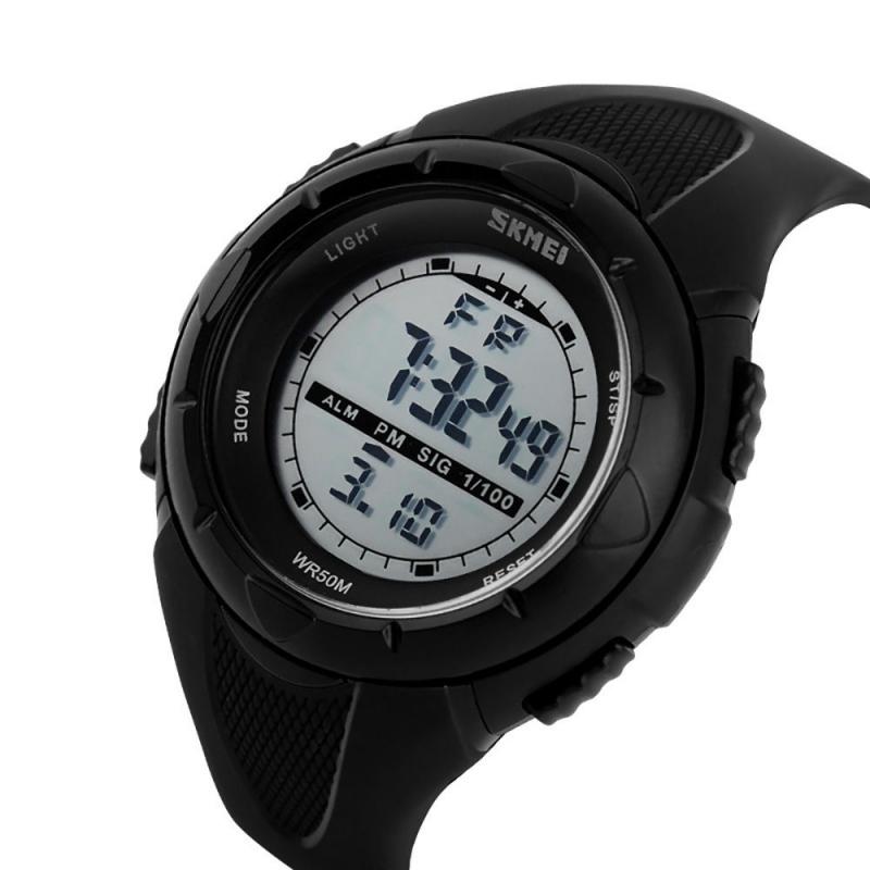 SKMEI 1025 pánské LED digitální sportovní náramkové hodinky - iPal.cz acbb919de63