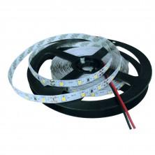 LED pásek, 5m, 300 LED, teplá bílá, SMD2835 + dárek Silikonové náramkové hodinky - digitální modré zdarma