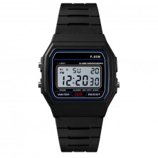 Retro legendární digitální hodinky