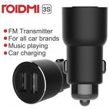 Xiaomi Roidmi 3S FM transmitter černá