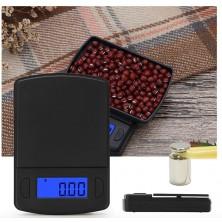 Mini digitální váha s přesností 0.01g a váživostí do 200g