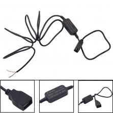 USB Měnič napětí 12V na 5V 3A