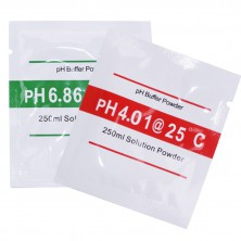 kalibrační sáčky pH 6,86 a 4,01 pro 250 ml