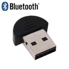 Bluetooth usb adaptér + dárek Silikonové náramkové hodinky - digitální černé zdarma