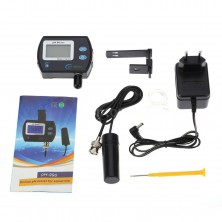 PH metr, monitor pro neustálé sledování hodnoty pH + dárek Silikonové náramkové hodinky - digitální černé zdarma