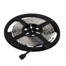 RGB LED pásek, 5m, 300 LED, tříbarevný, SMD 3528 + dárek Silikonové náramkové hodinky - digitální modré zdarma