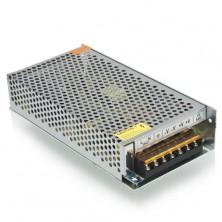 Napájecí zdroj pro LED pásky 12V, 10A, 120W + dárek Silikonové náramkové hodinky - digitální modré zdarma