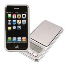 Digitální váha ve tvaru iPhone 500g, 0,1g