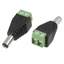 Napájecí DC konektor - samec